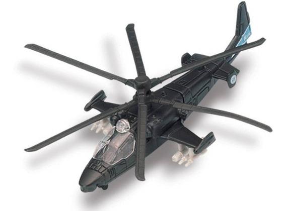 Helicoptero Ruso Kamov Ka-52 Alligator Coleccion Metal