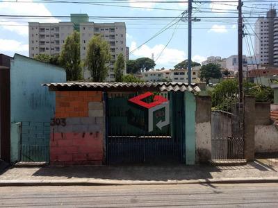 Terreno São Caetano Do Sul Com 2 Frentes - Te4714
