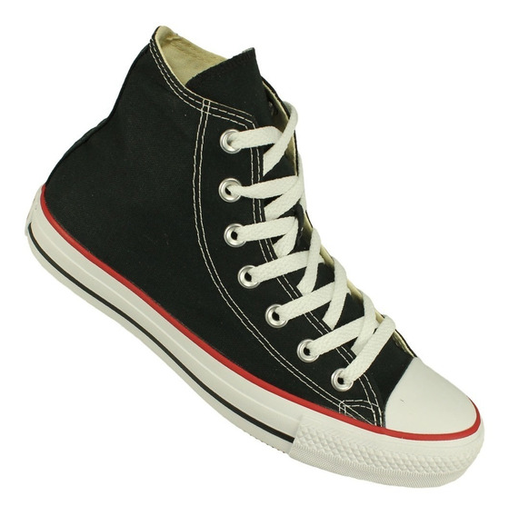 Tênis Converse All Star Ct As Core Hi Original Tênis Preto