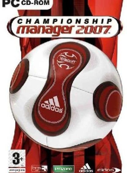 Championship Manager 2007 Pc