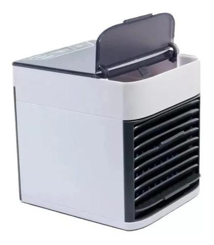 Climatizador Portátil Mini Ar Condicionado Refrigerador Usb