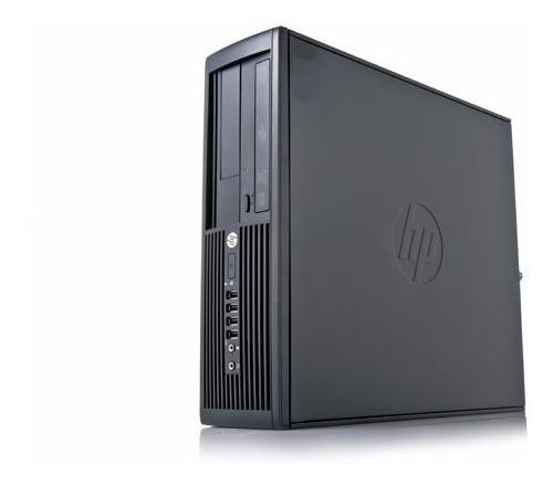 Pc Desktop Hp 8000 4000 Pro Hd 500gb 4gb Ram Serial 232