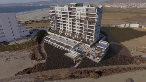 Condominio En Venta En Pacifica Bay Ensenada, B.c.