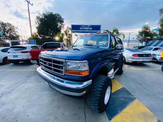 Ford Bronco Eddie Bauer