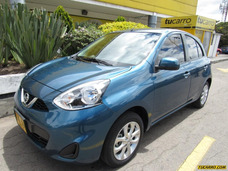 Nissan March Sense 1.6 Mt Fe Hb