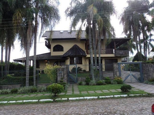 Imagem 1 de 15 de Casa Residencial À Venda, Hamburgo Velho, Novo Hamburgo - Ca0407. - Ca0407