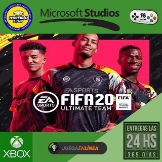 Fifa 20 Ultimate Xbox One Offline