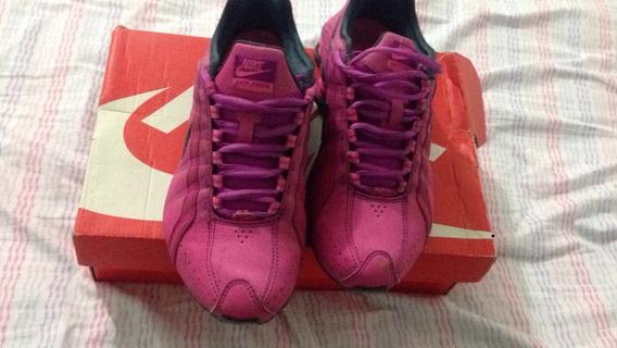 Tênis Nike Jr Pink Original