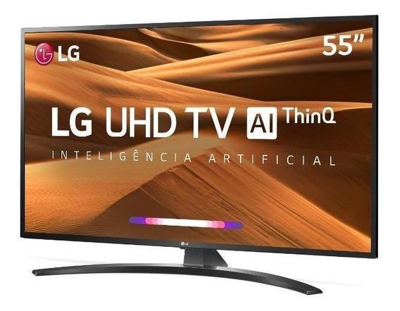 Smart Tv Lg 55 Led Uhd 4k Smart Magic 55um7470