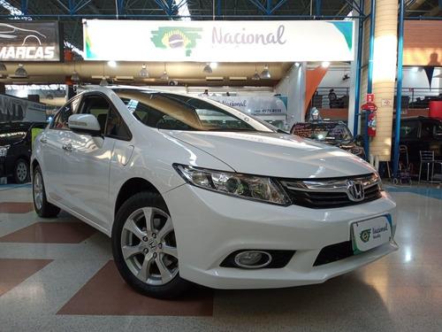Honda Civic 2013 Com Teto