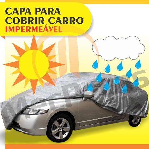 Capa Protetora De Sol E Chuva Impermeável Kicks Rio 2016 1.6