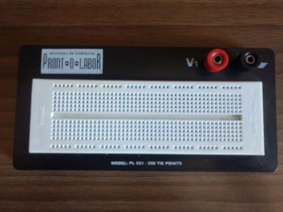 Protoboard Pi- 551 (550 Pontos)
