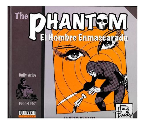 Imagen 1 de 3 de Phantom - Fantasma - Hombre Enmascarado 1965-1967 - Dolmen