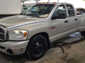 Dodge Ram 3500 Crew Cab 4x2 Dully Diesel