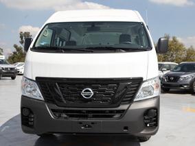 Camionetas Nissan Urvan 2.5 Panel Amplia Mt ¡bono De 15k!