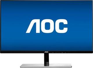 Monitor Aoc (i2779vh) De 27 Ips Led Fhd Negro/plata