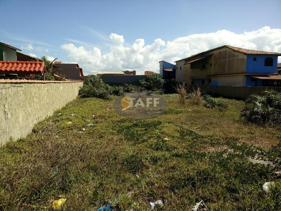 Terreno Comercial À Venda, Unamar, Cabo Frio. - Te0167