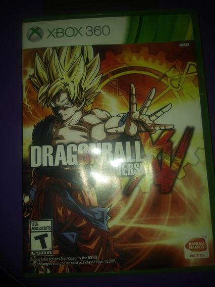 Dragon Ball Xenoverse Xbox 360 Pt-br Midia Física Original