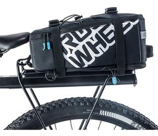 Bolso Portaequipaje Bicicleta 100% Impermeable 5l Mochila