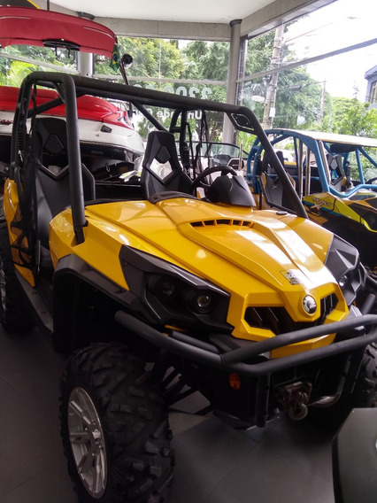Commander 1000 Xt, Marca Can Am, Ano 2011
