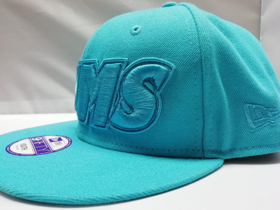 Gorra New Era 9 Fifty Yums Bold Blue Youth No. 11147659