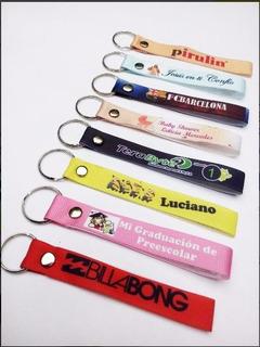 Llaveros Personalizados Material Pop Publicidad (40 Unids.)
