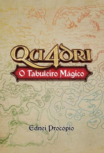 Imagem 1 de 1 de Qu4dri - O Tabuleiro Magico