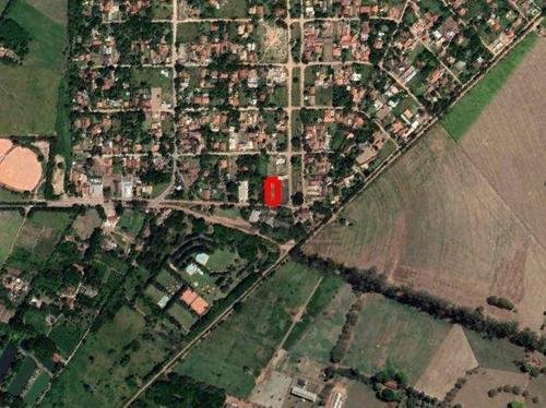 Terreno À Venda, 1541 M² Por R$ 300.000,00 - Village Campinas - Campinas/sp - Te4742