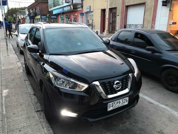 Nissan Kicks 1.6 Exclusive At 2018