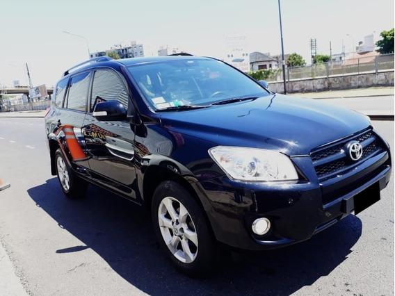 Toyota Rav4 4x4 Aut 2013 Techo Y Cuero Lafar Autos