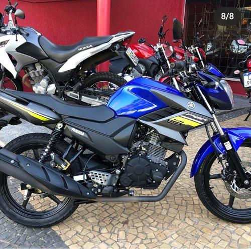 Yamaha Fazer 150 Sed Blue Flex