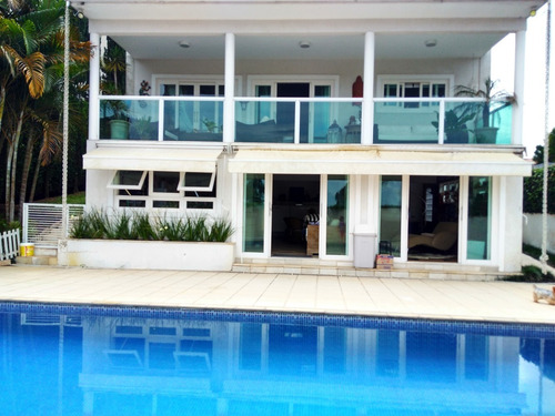 Casa De Campo Em Condomínio Fechado De Alto Padrão Cod:364