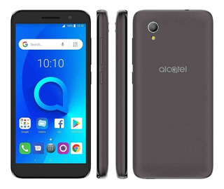 Alcatel 1 2019 - 5033j Ds Volcano Black