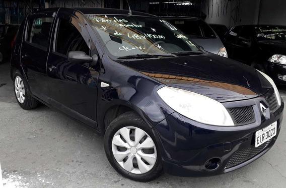 Renault Sandero Expression 1.6 8v (flex) 48x De 680