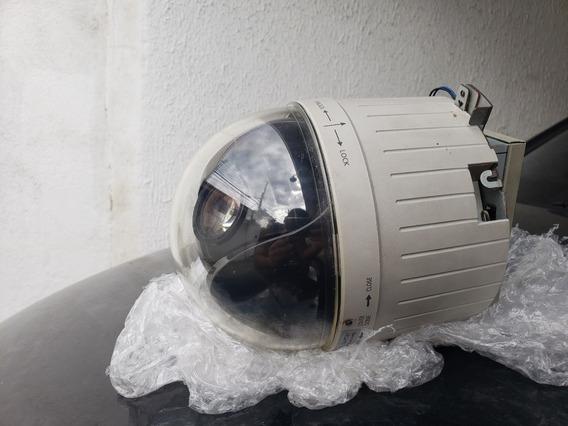 Câmera Ptz Speed Dome Samsung Zoom Lente 32x