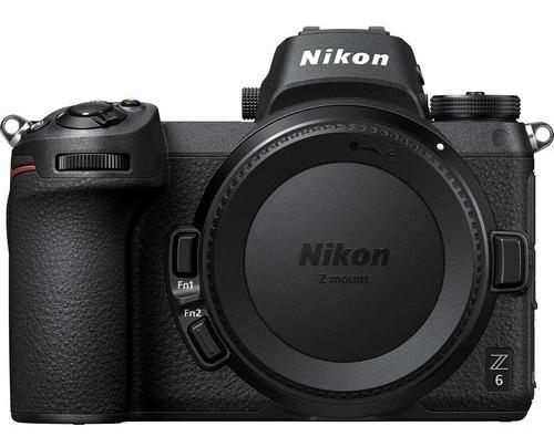 Nikon Z6 Mirrorless Nueva Tecnologia Mejor Que Reflex 4k