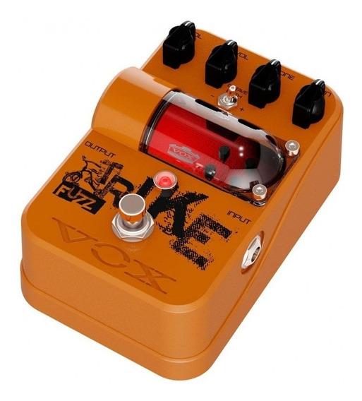 Promocao! Vox Tg2-trfz Pedal Tonegarage Trike Fuzz