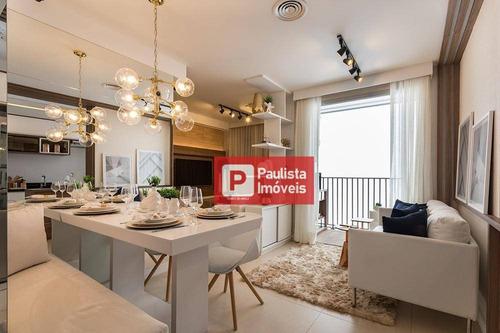 Apartamento À Venda, 44 M² Por R$ 376.610,00 - Interlagos - São Paulo/sp - Ap28723