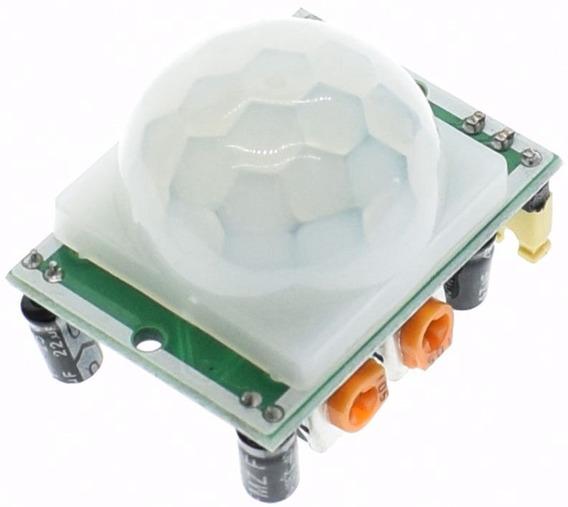 Sensor De Presença , Movimento Pir Sensor (hc-sr501) Arduino