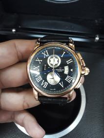 Elegante Reloj Mont Blanc Para Caballero