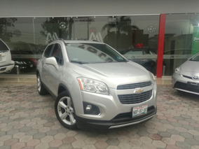 Chevrolet Trax 5p Ltz L4 1.8 Aut 2015