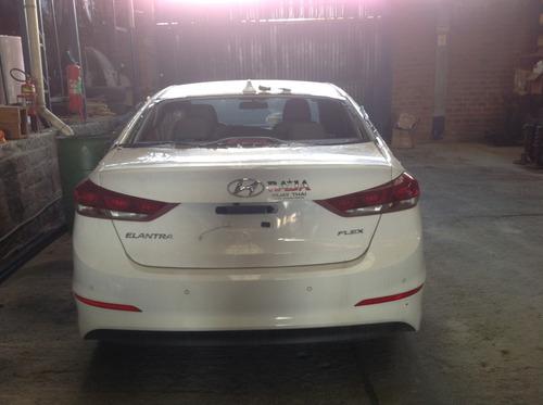 Sucata Peças Acessórios  Hyundai Elantra 2017 167cv