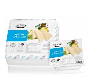 Queso Cremoso Vacalin X Horma Vacalin Liniers (precio X Kg)