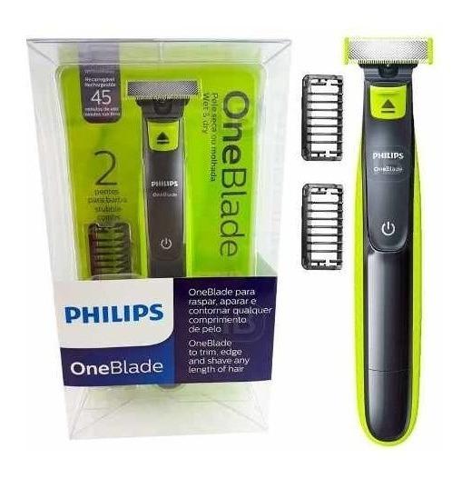 Aparador Philips One Blade Qp2521/10