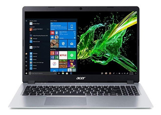 Notebook Acer Gamer Base Quadcore 500gb+120gb Ssd 15,6 Win10