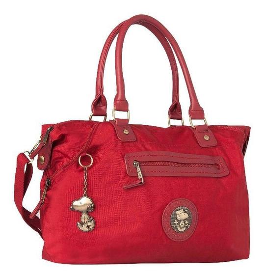 Bolsa Tote Bag Grande Snoopy - Original