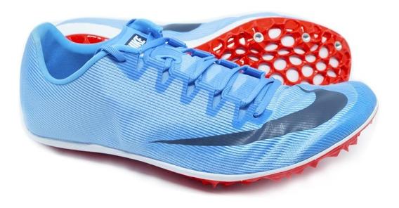 Sapatilha De Atletismo Para Velocidade Nike Zoom Sprint Azul
