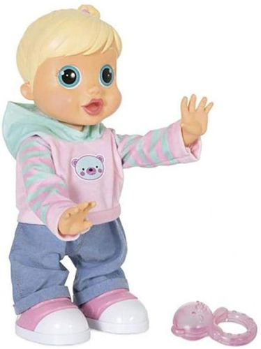 Boneca Baby Wow Malú Interativa - Miltikids