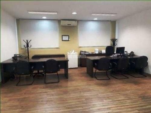 Prédio Comercial Para Locação No Bairro Barra Funda Em São Paulo - Cod: Mi118138 - Mi118138