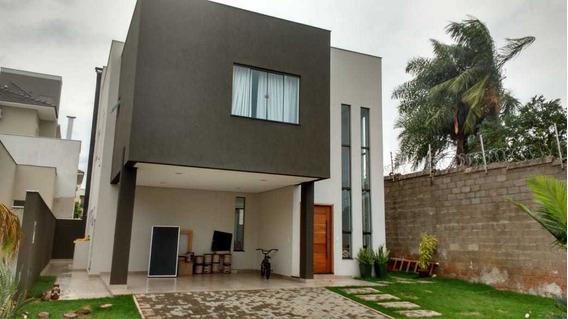 Sobrado Residencial Em Londrina - Pr - So0377_arbo
